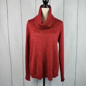 Emily Rose Cowl Neck Sweater